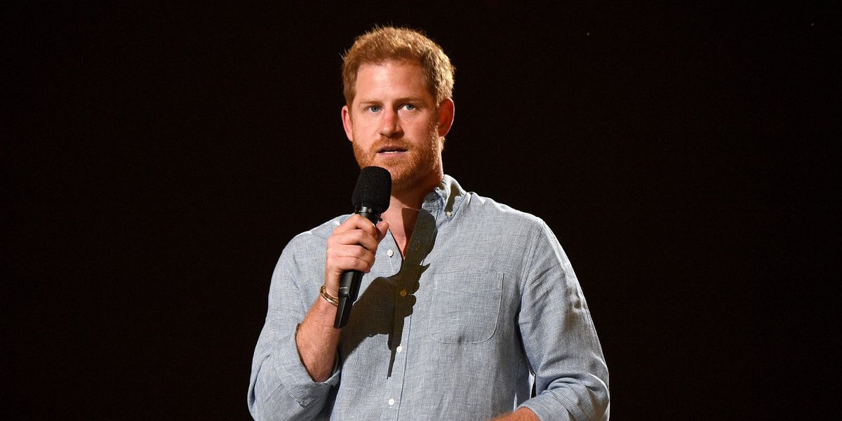 Prince Harry Accuses the Royal Family of 'Total Neglect'