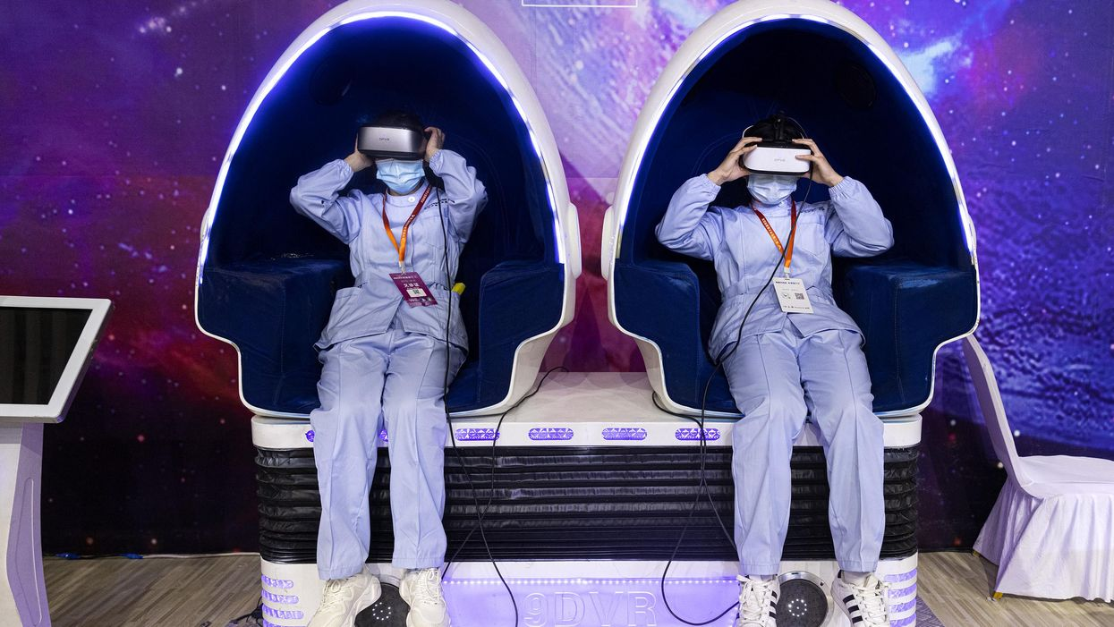 Will virtual reality be the death of truth?