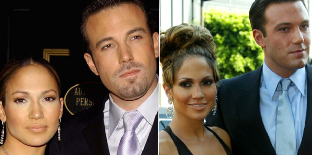 Ben Affleck and J-Lo Pictured Together for First Time Since Rekindling