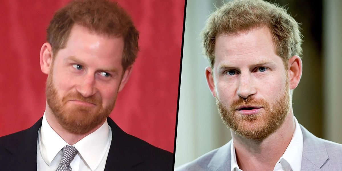 Prince Harry Told to 'Move to Zimbabwe' If he Doesn't Understand The First Amendment