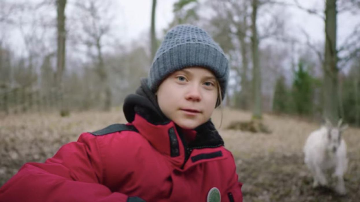 In New Film, Greta Thunberg Connects the Dots Between Animal Exploitation, Climate Crisis, Pandemics