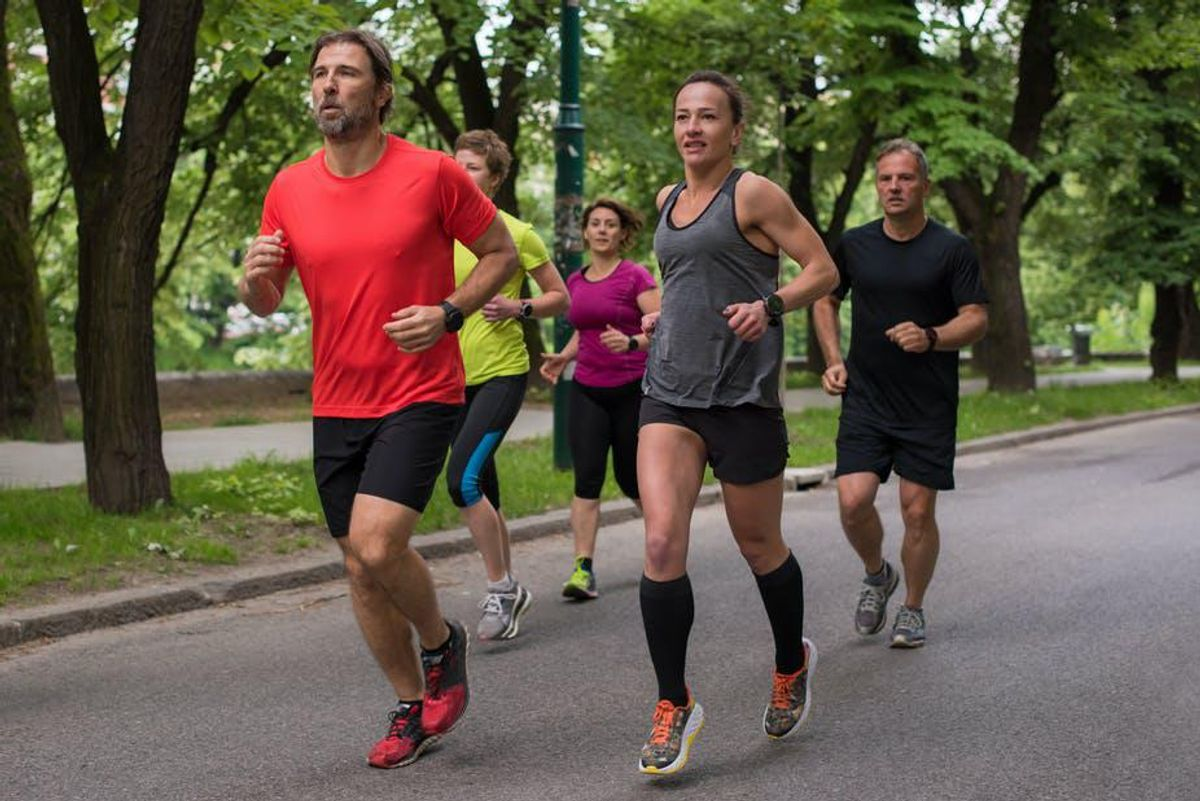 'Fat burning zone'? The best way to exercise to burn fat