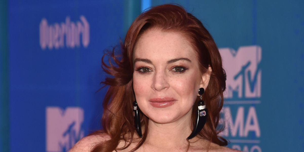 Lindsay Lohan's Returning to Acting as a 'Spoiled Hotel Heiress'