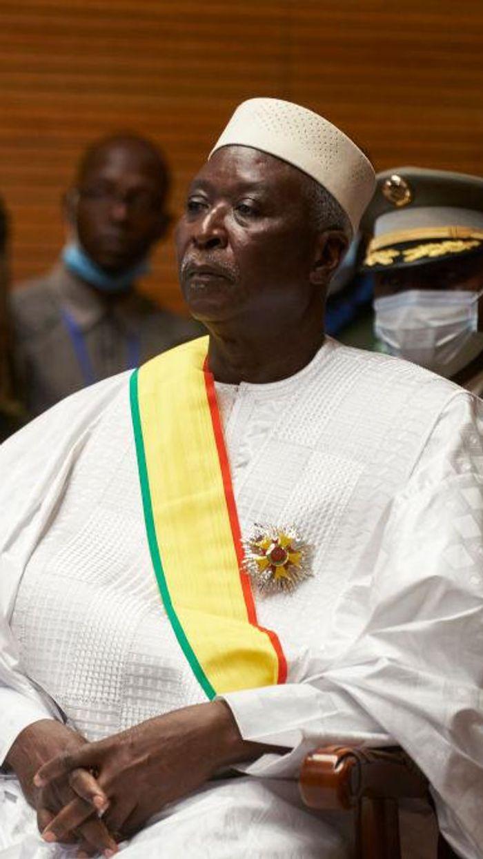 <div>UN & AU Call for Immediate Release of Malian President Bah Ndaw</div>
