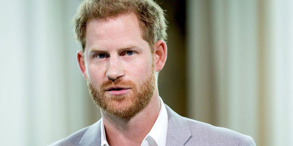 Prince Harry's Bike Ride Comments Stump Royal Experts as Vintage Photos Emerge