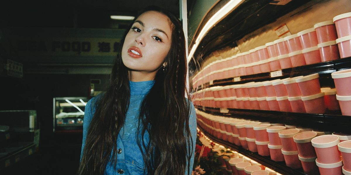 Let's All Hang Out on Olivia Rodrigo's Roof
