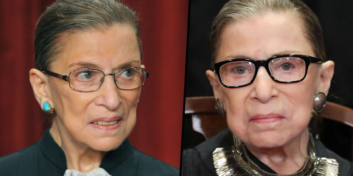 Ruth Bader Ginsburg Leaves Everything to Kids and Housekeeper in Her Will