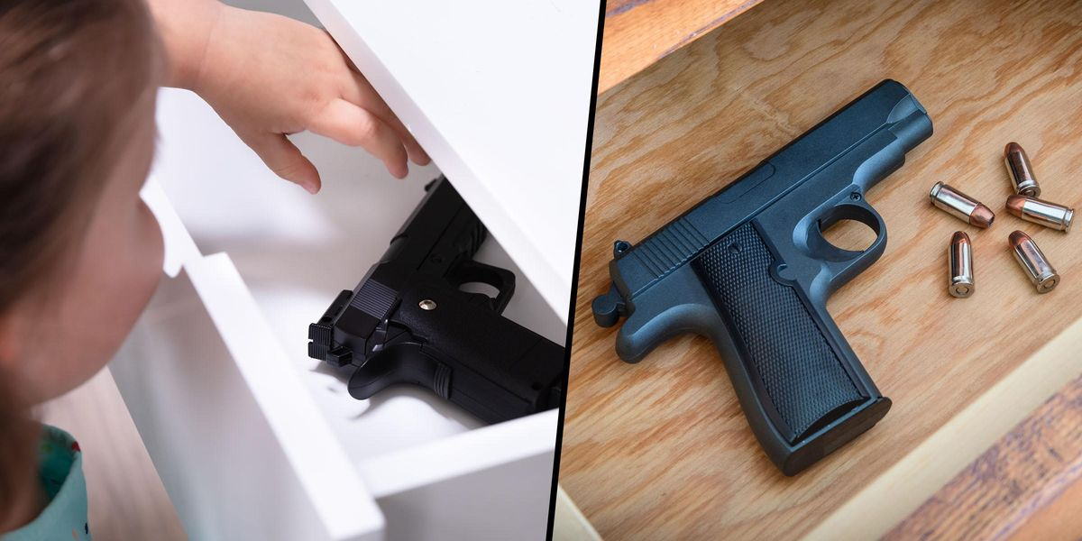 Mom Won't Let in-Laws Babysit Because They Refuse to Lock up Their Gun