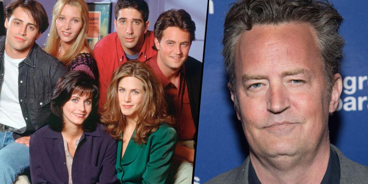 Friends Director Responds to Concerns for Matthew Perry's Health