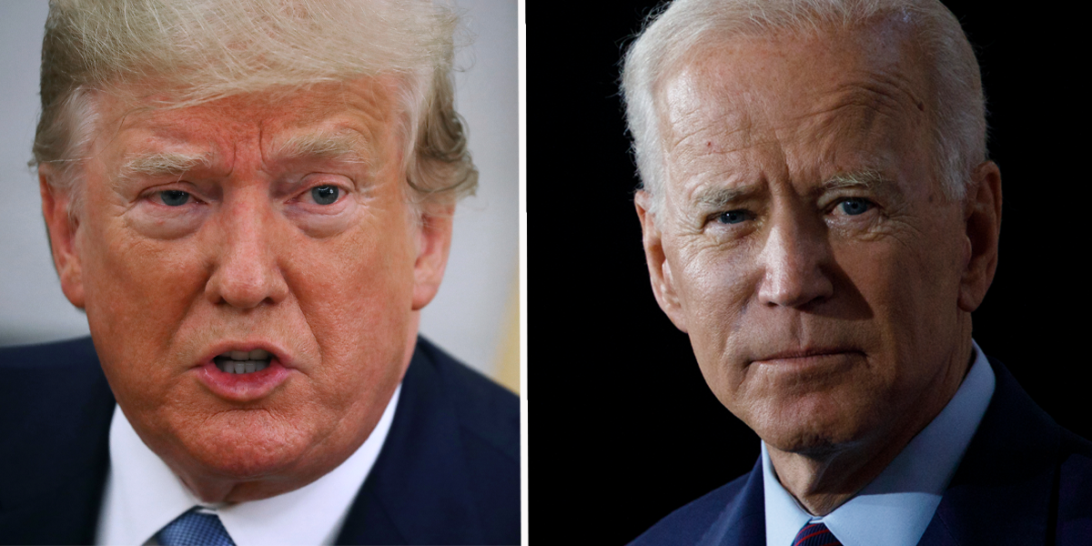 Donald Trump Says President Biden Is Destroying USA With Border Decisions