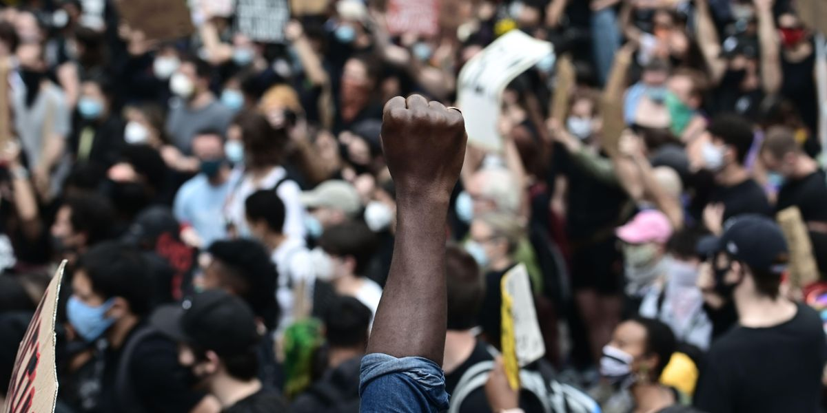 National Black Power Convention activist says a time to 'kill everything white in sight' will soon come