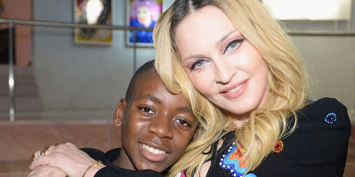 Madonna's Son Praised for Wearing a Dress After Saying it Feels 'so Freeing'