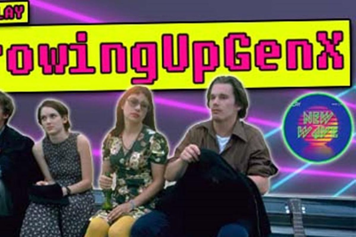 Members of 'forgotten' Gen X are sharing what it was like growing up in the coolest generation