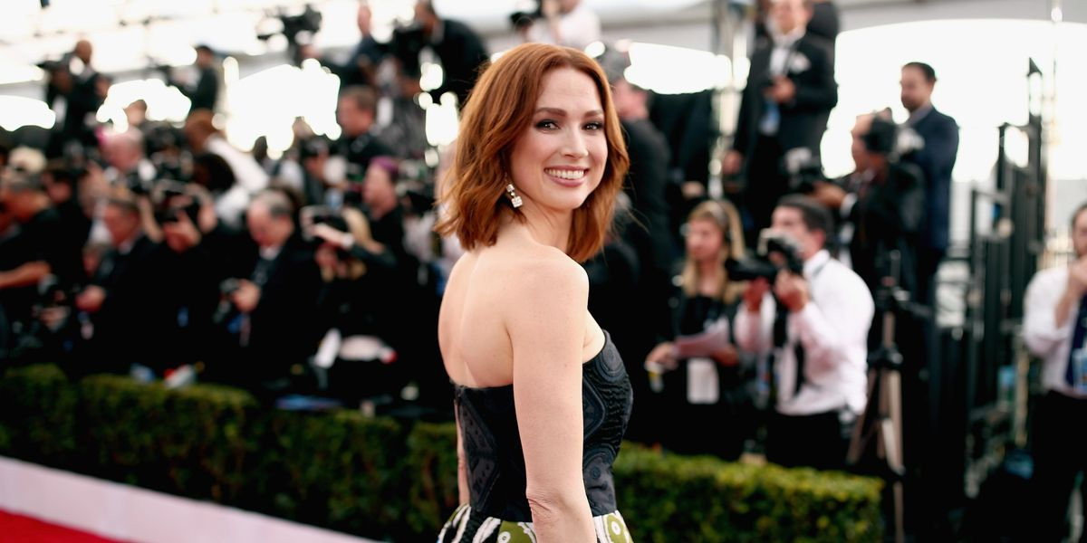 Ellie Kemper Was Crowned Queen of an Allegedly Racist Ball
