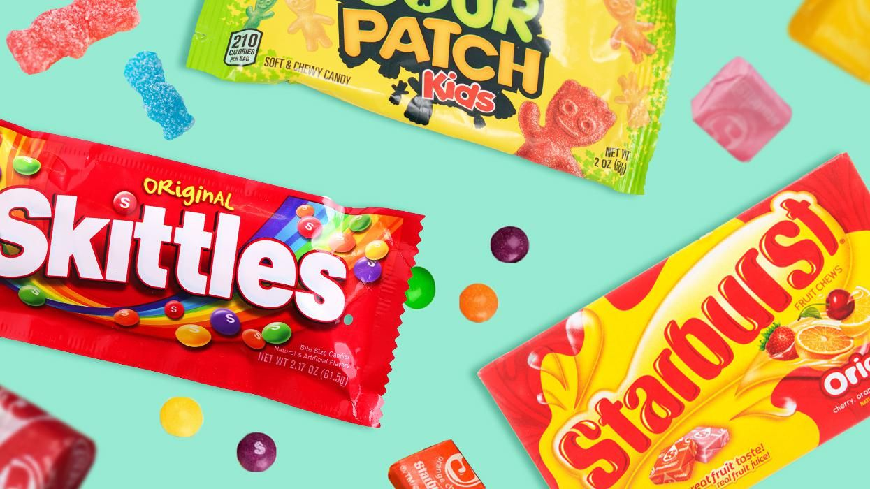 Food Additive in Starbursts, Sour Patch Kids, Skittles, +3,000 Others No Longer Considered Safe