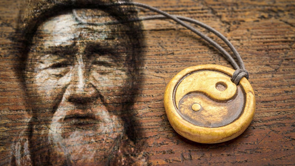The incredible story of Wu Hsin and Roy Melvyn