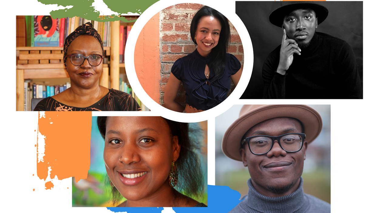 Meet the Shortlisted Writers for the 2021 AKO Caine Prize