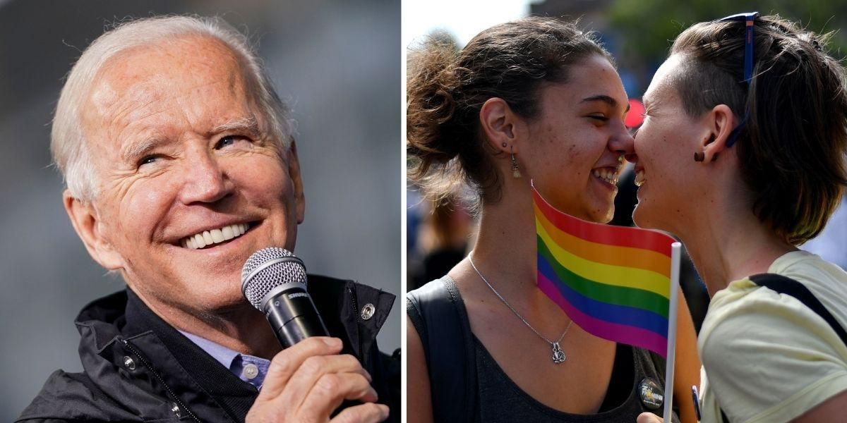 President Joe Biden Officially Recognizes Pride Month After Donald Trump Refused