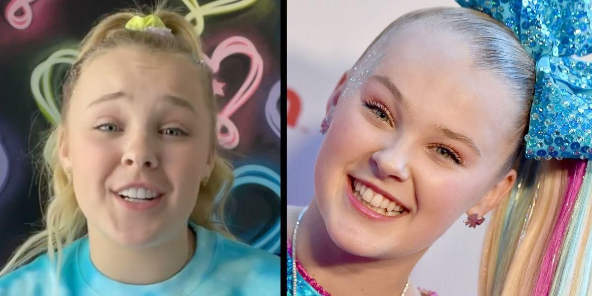 JoJo Siwa Says She's Desperately Trying to Get Scene of Her Kissing a Man Cut From Upcoming Film