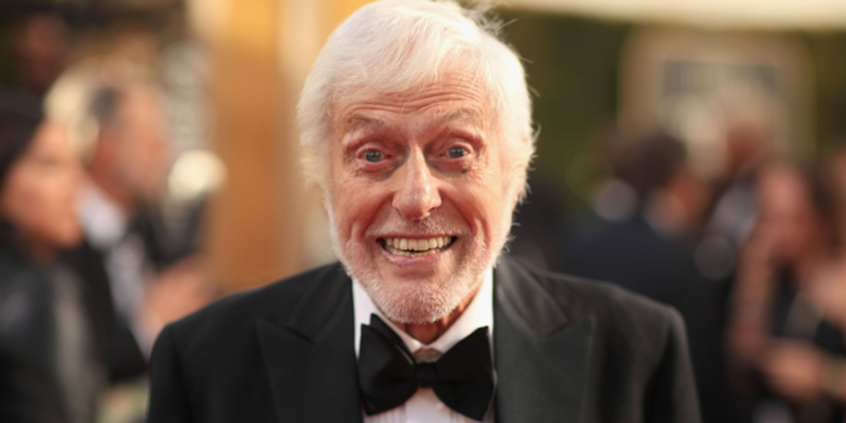 95-Year-Old Dick Van Dyke Shows off His Backyard Workout Routine As He 'Looks Forward to 100'