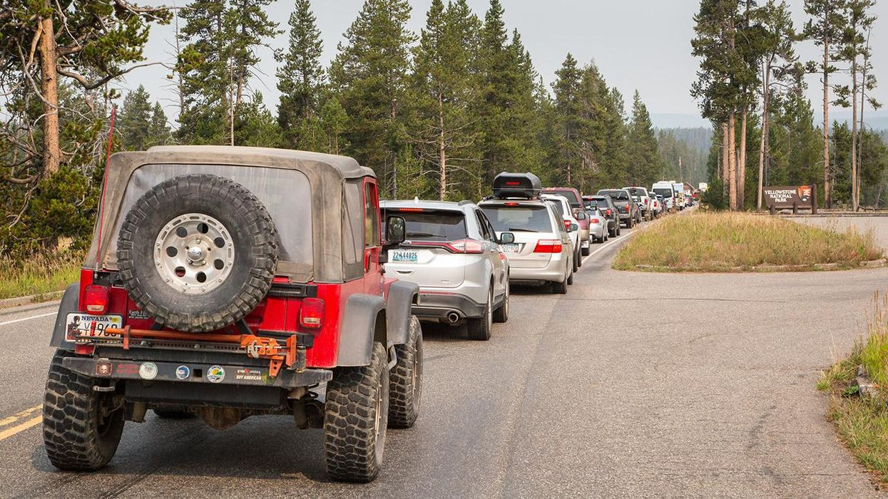 Overcrowded U.S. National Parks Need a Reservation System