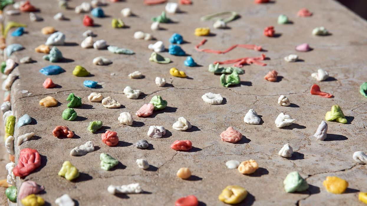 Did You Know There's Plastic in Most Chewing Gum?