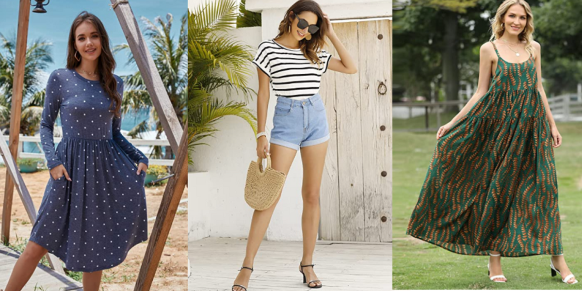 37 Clothing Items for Under $50