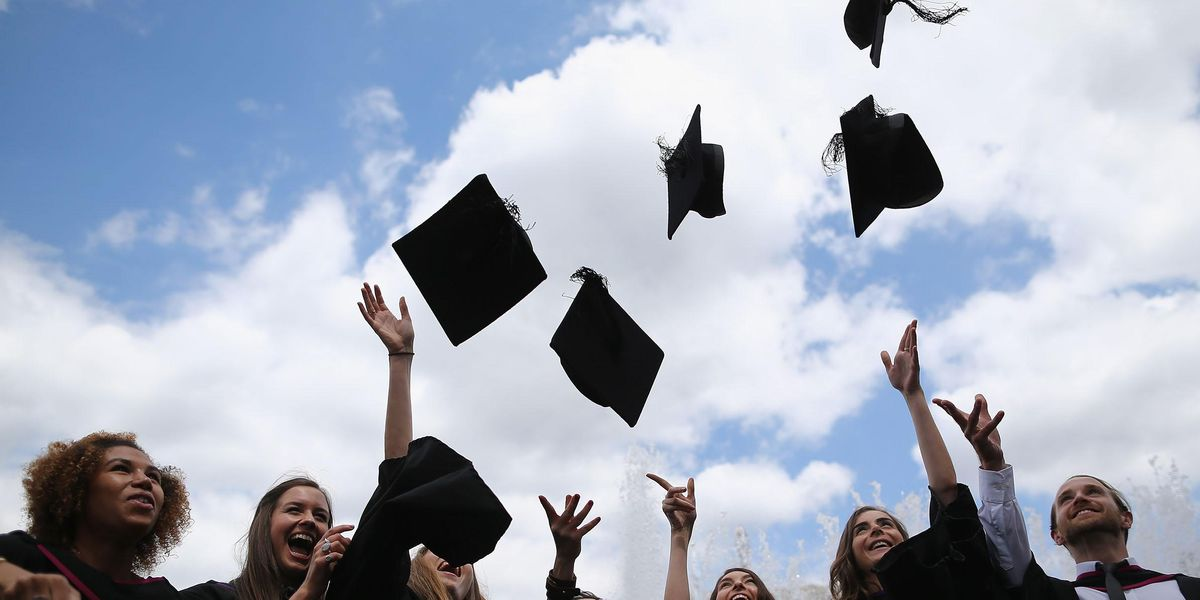 Student Turned Away From Graduation for Wearing Wrong Shoes Gets Given Pair by Teacher