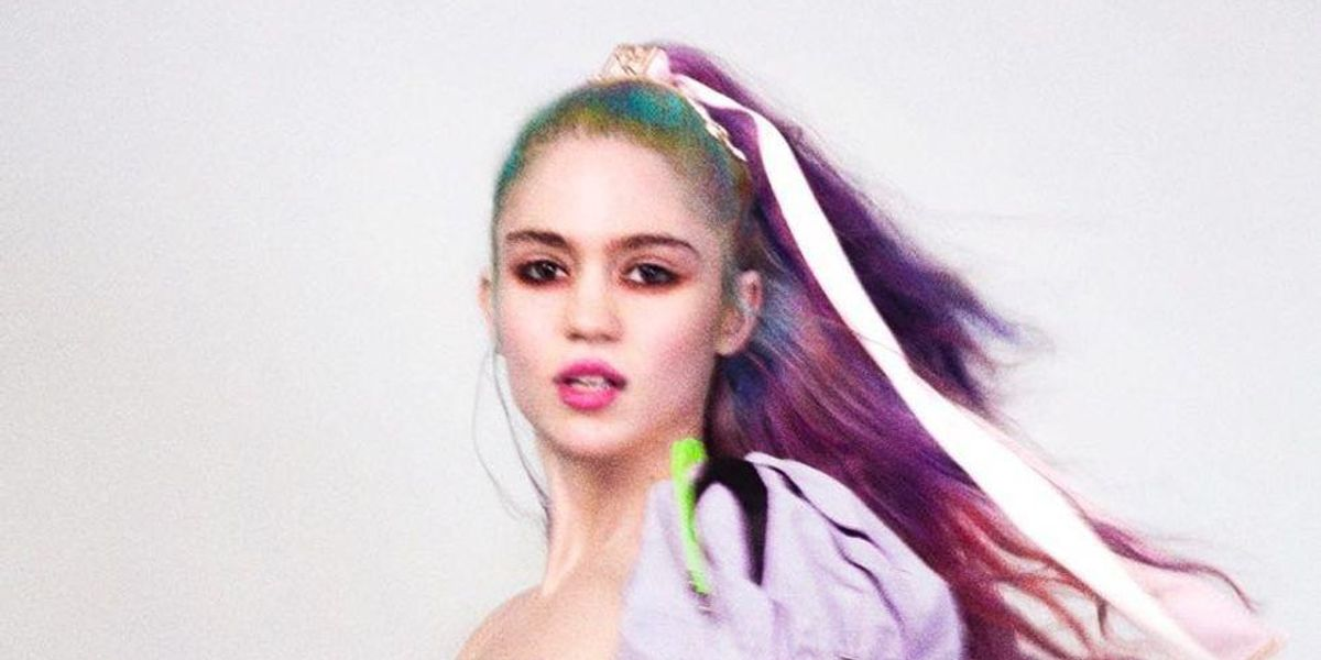 Grimes Has a 'Proposition for the Communists'