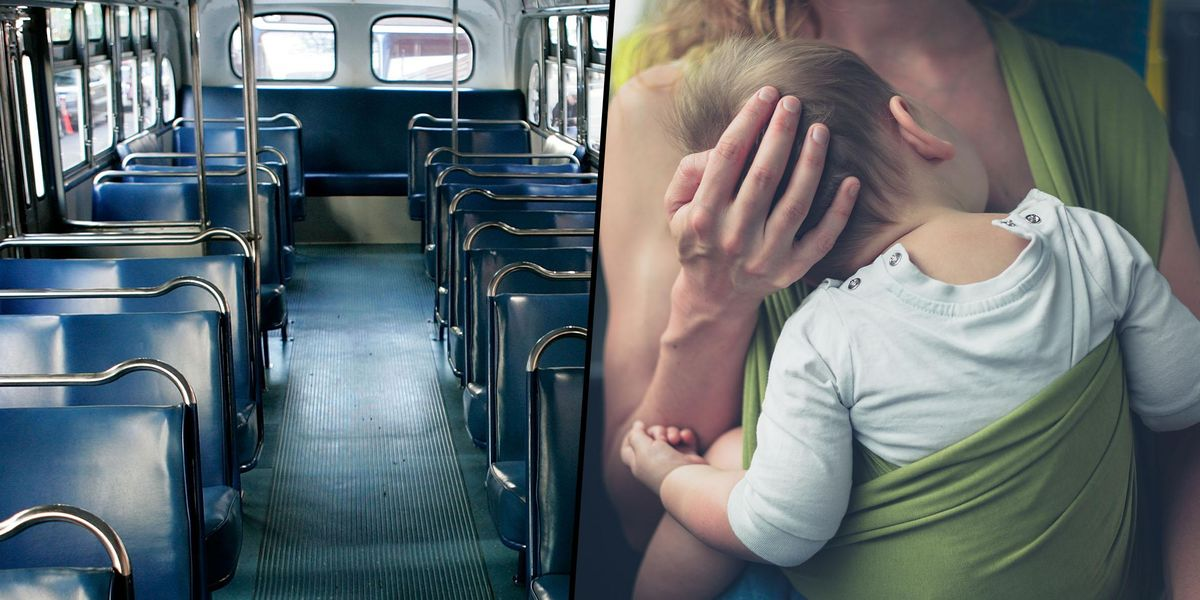 Mom Kicked off Bus for Breastfeeding Her Daughter