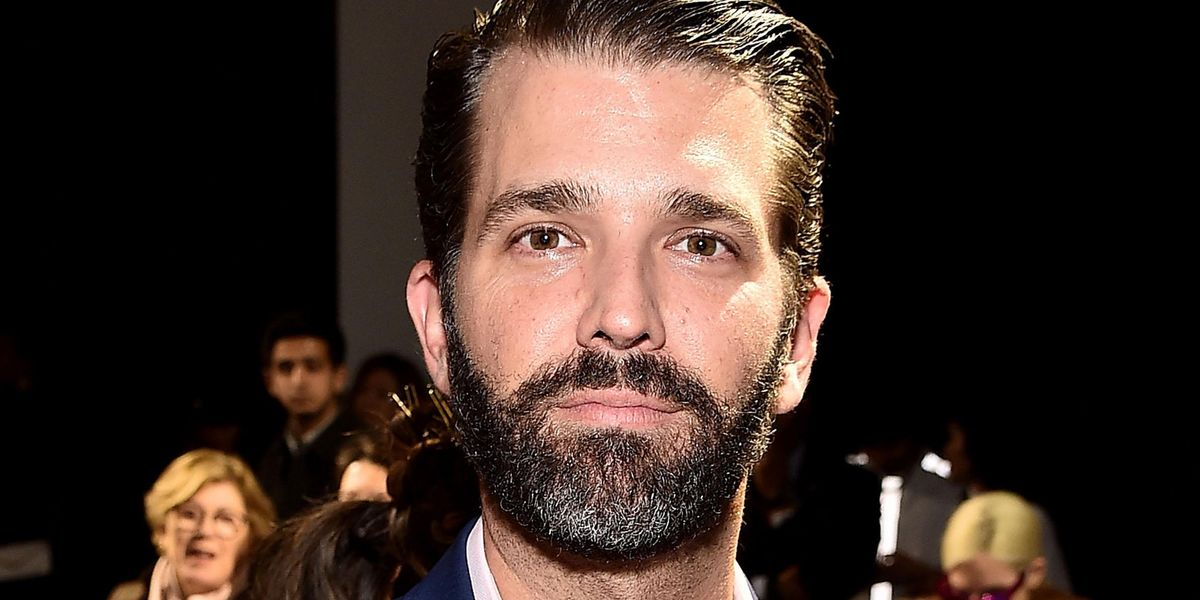 Donald Trump Jr. Is Selling $500 Videos of Himself to Fans on Cameo