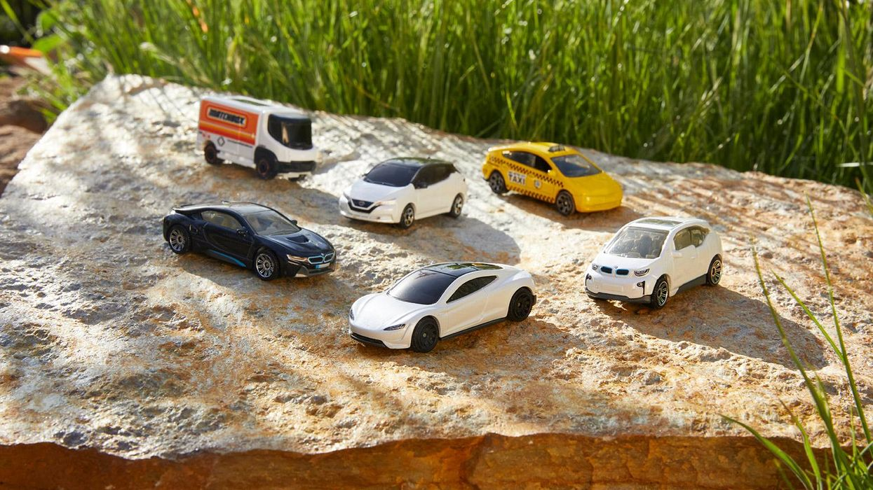 Matchbox Joins LEGO and Hasbro in Environmental Initiatives Within the Toy Industry