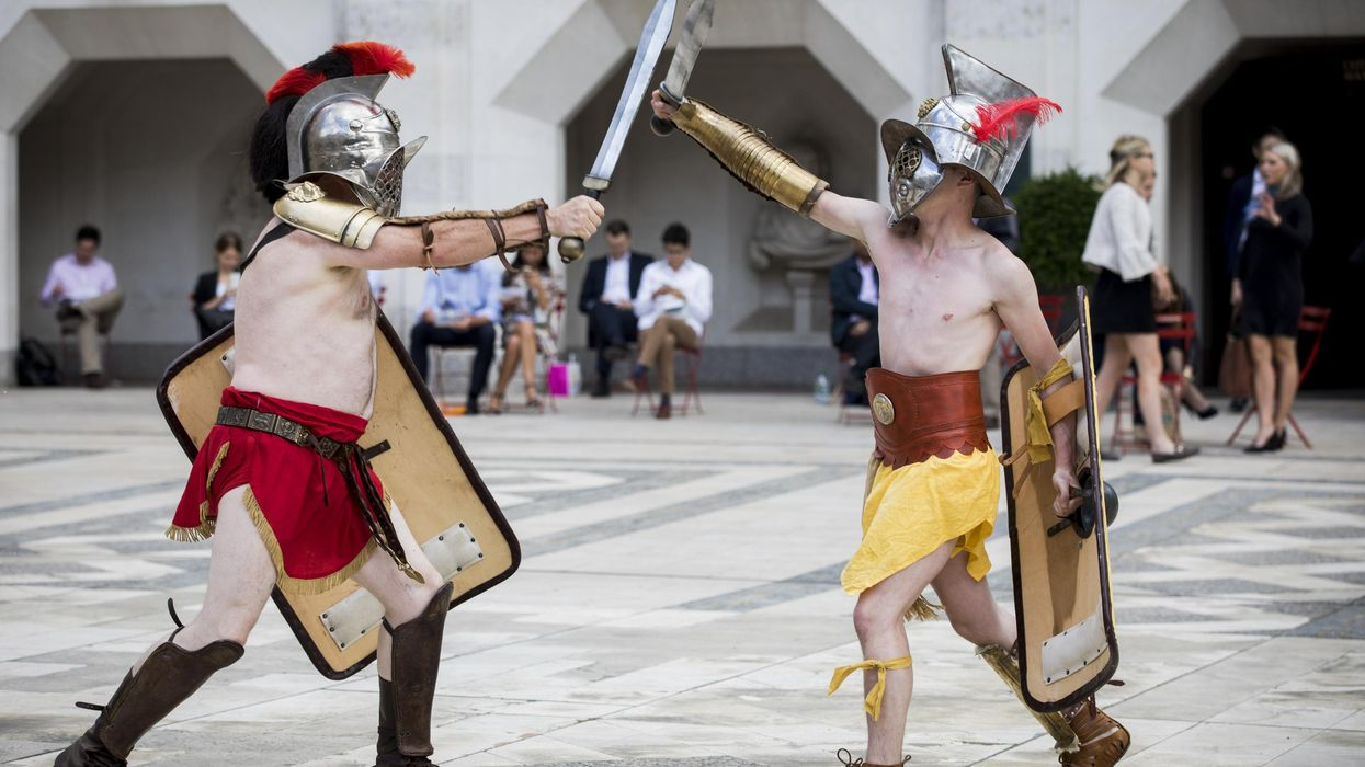 Electric eels and gladiator blood: the curious beginnings of modern medicine
