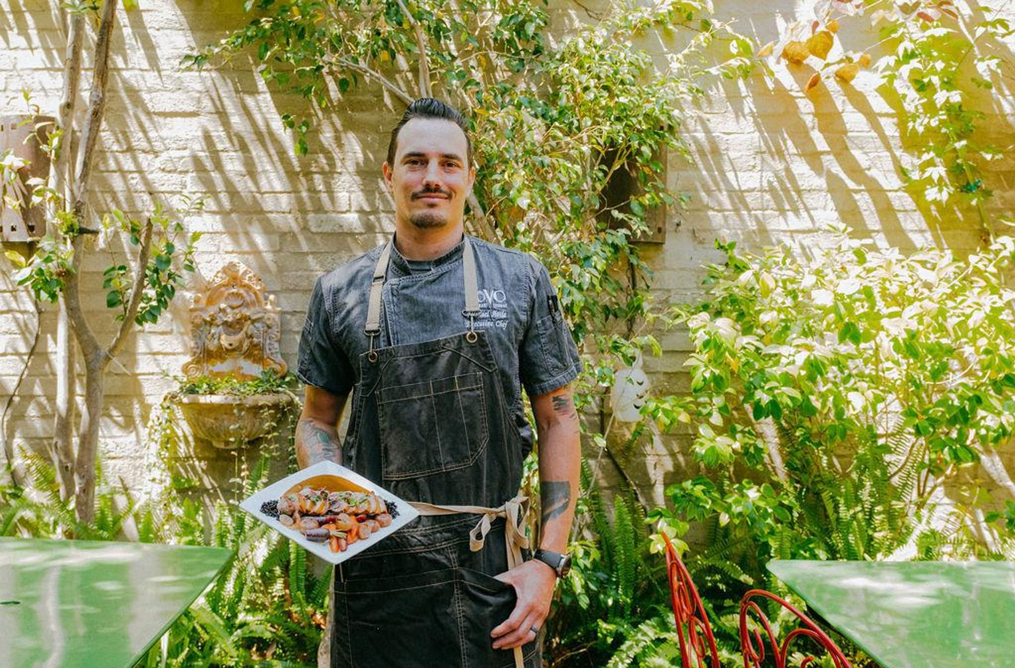 San Luis Obispo's Novo restaurant and its homegrown chef Michael Avila are local as they come