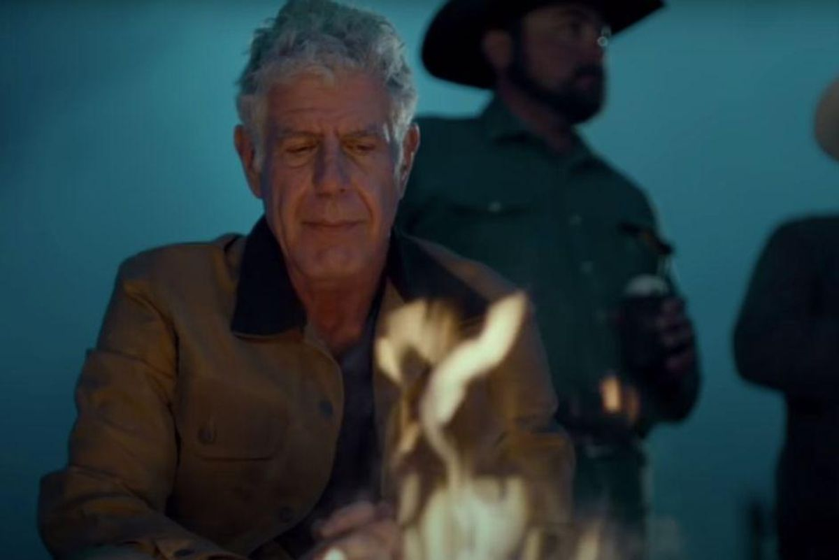 Anthony Bourdain's humanity shines in trailer for new film about his extraordinary life