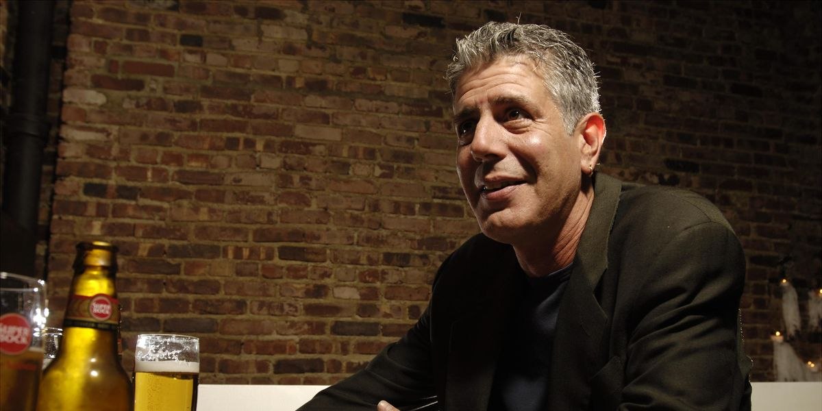 First Look at Anthony Bourdain Doc Is Here
