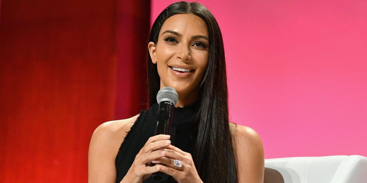 Kim Kardashian Accused of Appropriating Sacred Hindu Symbol