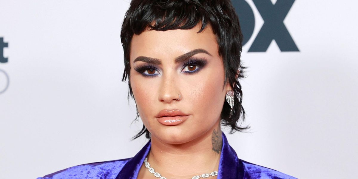 Demi Lovato Opens up About Why They Didn't Come Out as Non-Binary Sooner