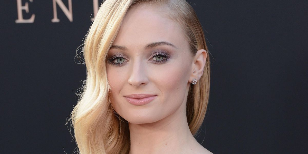 Sophie Turner Says 'Time Ain't Straight and Neither am I' to Celebrate Pride