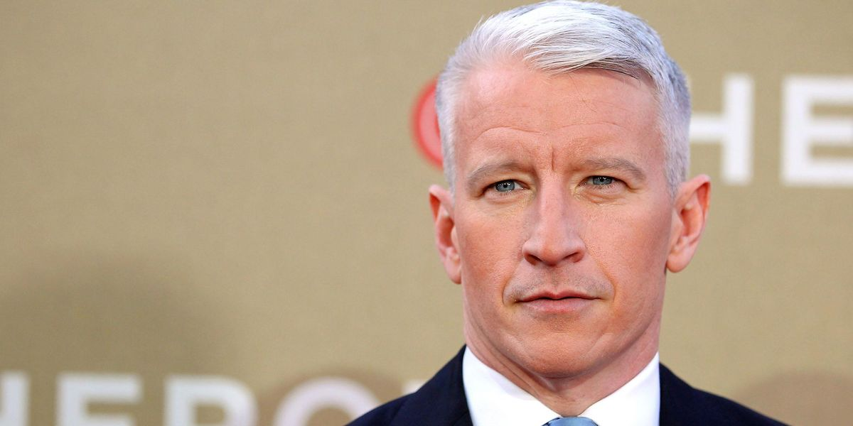 Anderson Cooper Says Seeing Son Wyatt's 'Joy-Filled Face Everyday' is the Best Birthday Present