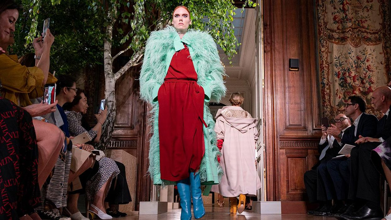 Valentino to Go Fur-Free By 2022