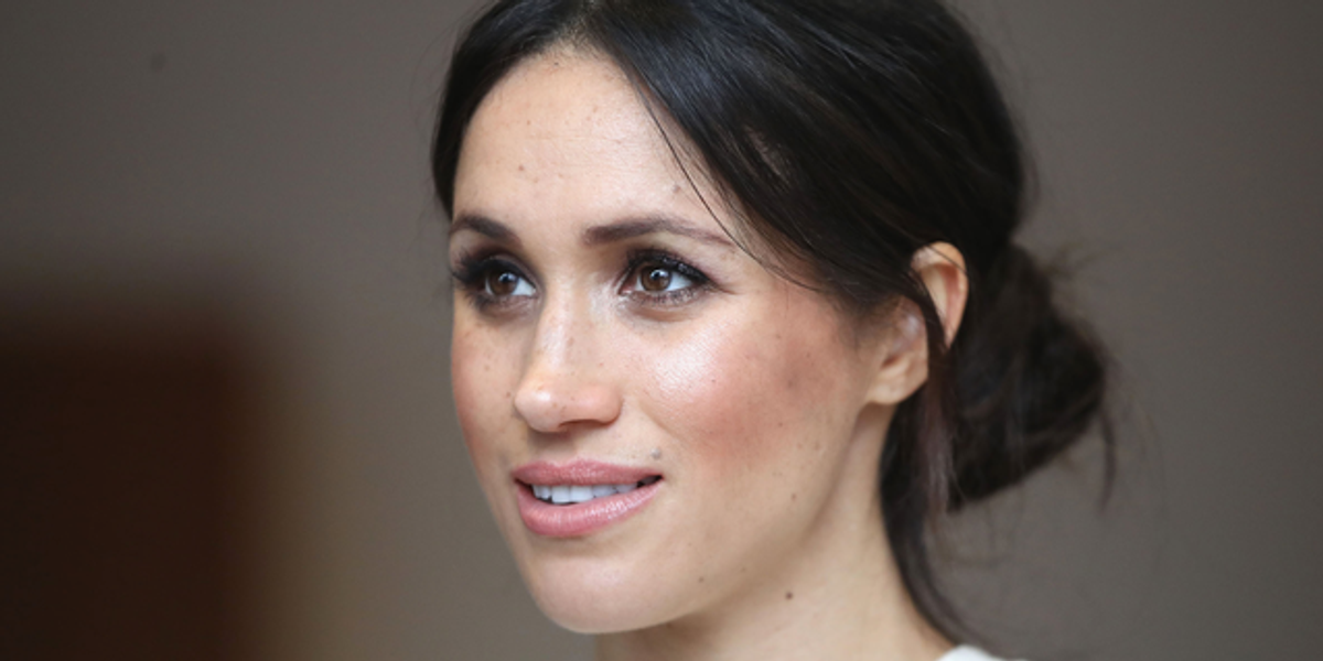 Meghan Markle's New Book 'Pulled From Displays' at Bookstore