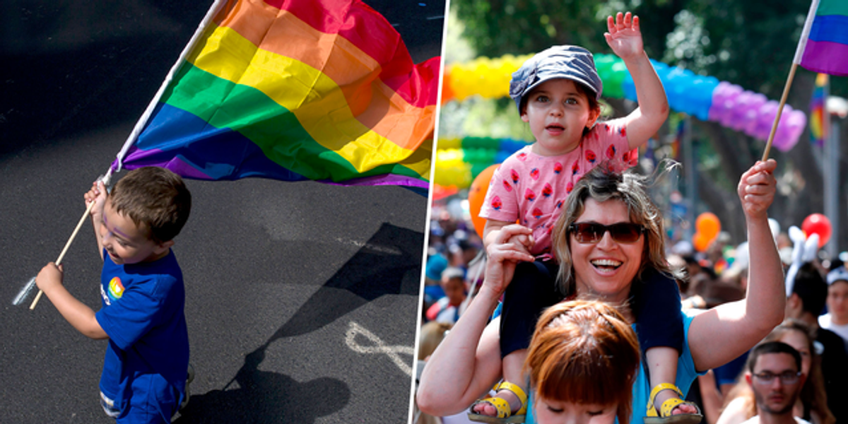 New Parenting Bill in Conteticuit Gives LGBTQ Families a Sigh of Relief