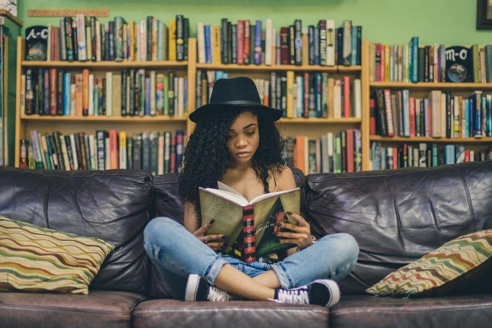 Poetry On Narrative: Happy Girls Ain't Dumb