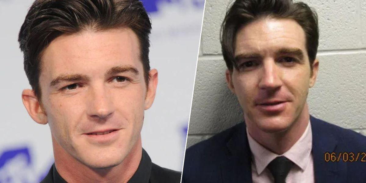 Drake Bell Charged With Crimes Against a Child