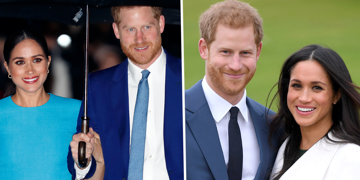 Meghan and Prince Harry Welcome Second Child
