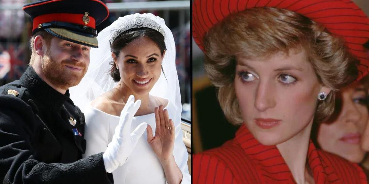 Meghan and Harry Pay Tribute to Queen and Diana With Baby Name