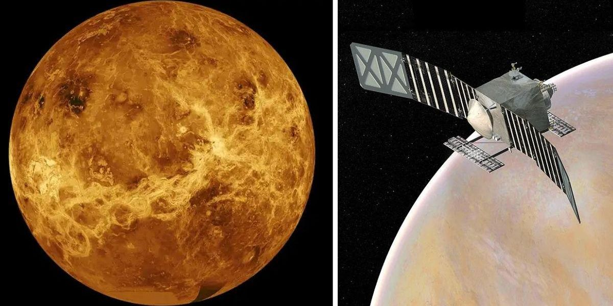 NASA Is Sending a Mission to Venus for the First Time in 30 Years