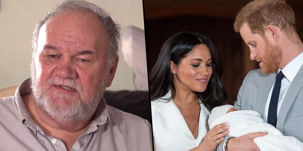 Meghan Markle's Father Speaks Out Following the Birth of His Granddaughter