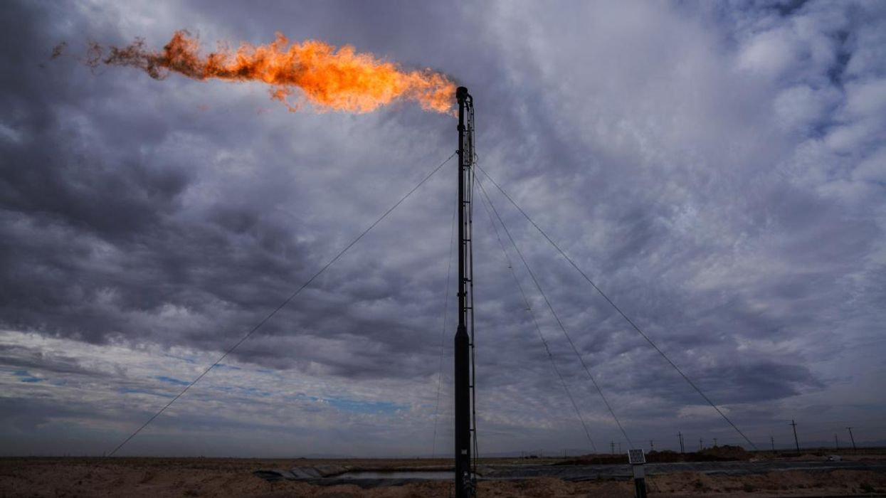 Small Number of Permian Oil and Gas Sites Are Releasing Large Amounts of Methane